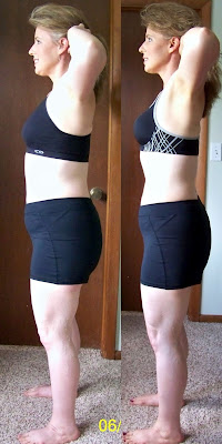 mary+d2 Fit Mommy Results