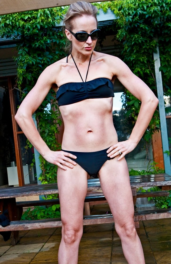 dani%2Bbikini ... isn't brutal enough, now I have to do it with my tween age daughter.