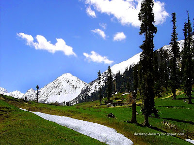 Northern Areas of Pakistan