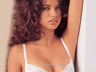 Adriana Lima bio & photos