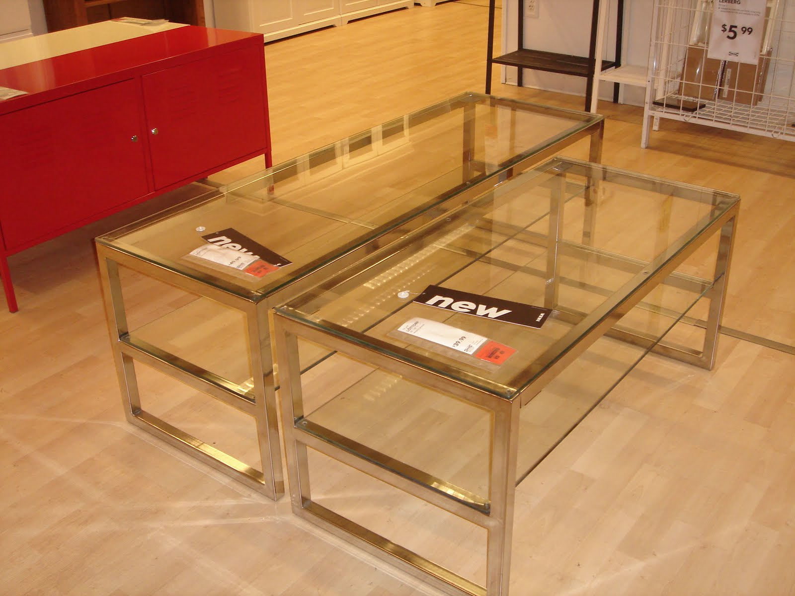Haven And Home Hi Low Coffee Table