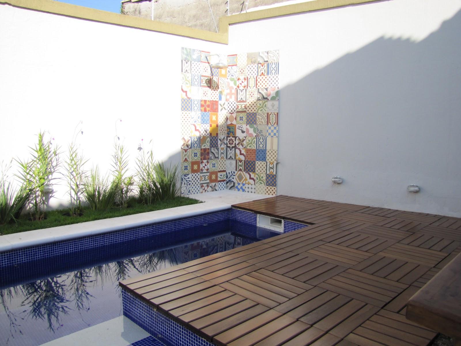 A casa da mi piscina for Ducha para piscina
