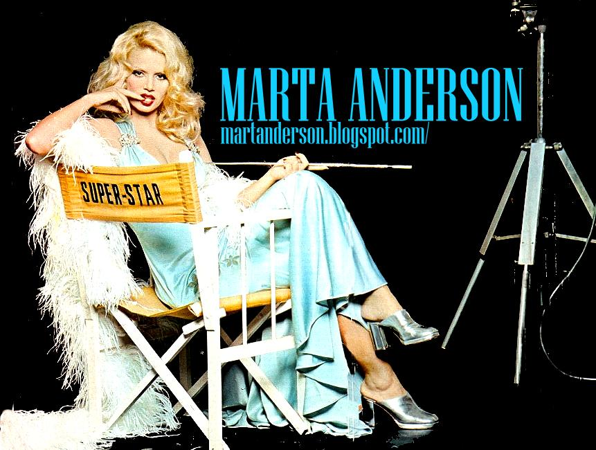 MARTA ANDERSON