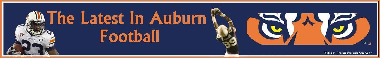 The Latest In Auburn Football