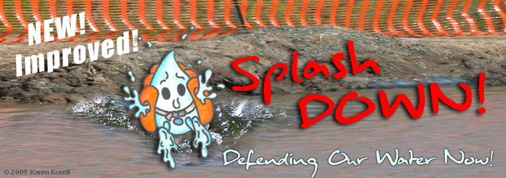 SPLASHDOWN!