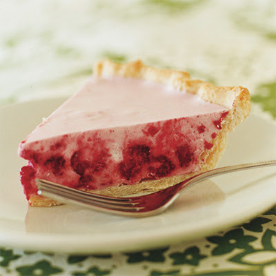 National Raspberry Cream Pie Day | Garden County Cooking