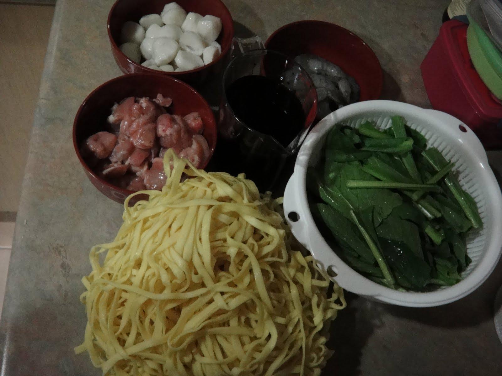 how to cook hokkien mee