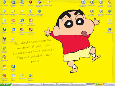 #13 Crayon Shin-chan Wallpaper