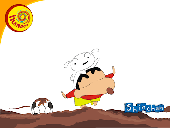#10 Crayon Shin-chan Wallpaper