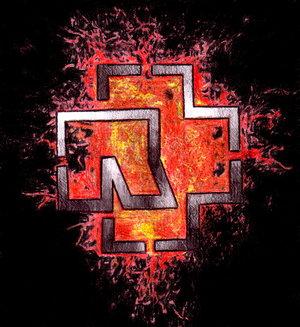 ¿Querías un abecedario con letras de Ramms+ein?