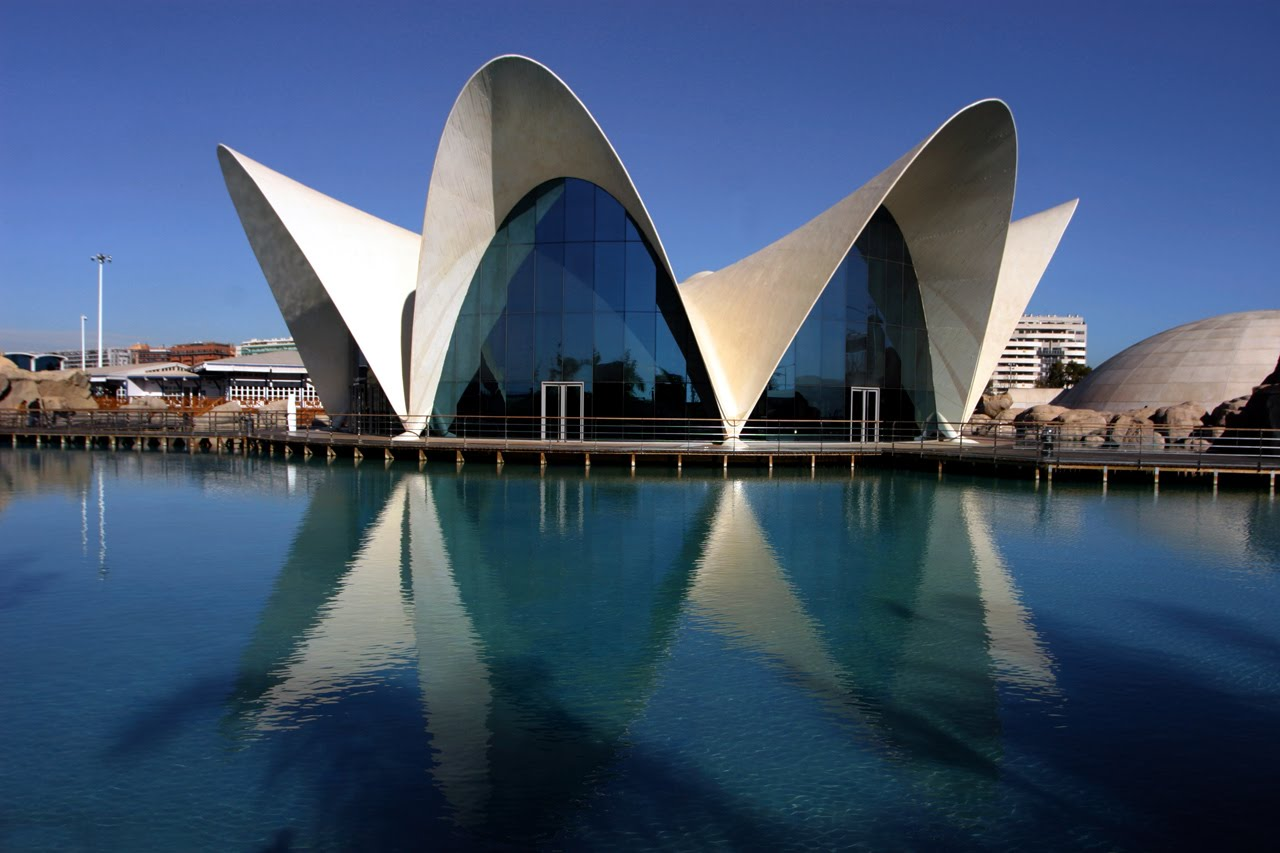 Dise o arte y arquitectura f lix candela y la for L architecture