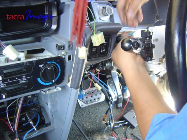 Tacra U0026 39 S Diy Garage  Black Interior Conversion