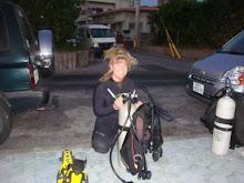 Night Diving!