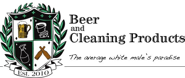 Beer and Cleaning Products