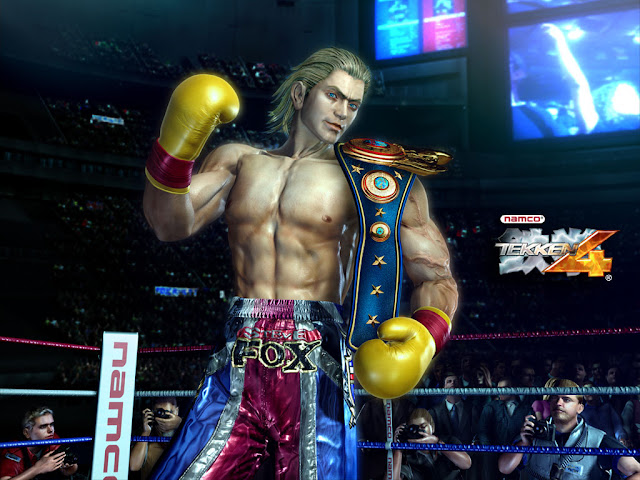 Tekken 4 4m 50 Best Tekken Game HD Wallpapers