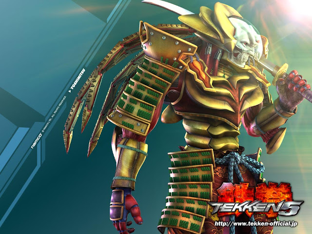 Tekken 5 2m 50 Best Tekken Game HD Wallpapers