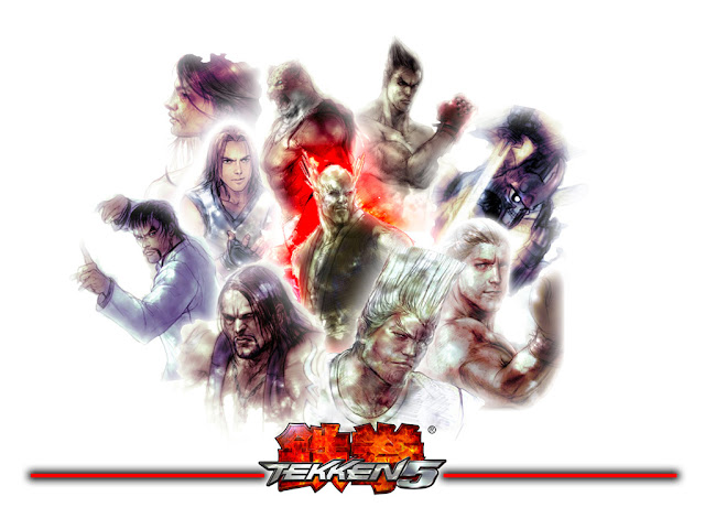 Tekken 5 45m 50 Best Tekken Game HD Wallpapers