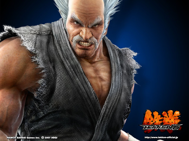 Tekken 6 14m 50 Best Tekken Game HD Wallpapers
