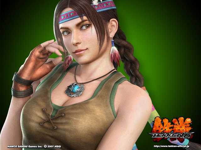 Tekken 6 18m 50 Best Tekken Game HD Wallpapers