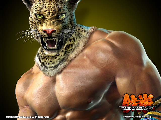 Tekken 6 20m 50 Best Tekken Game HD Wallpapers