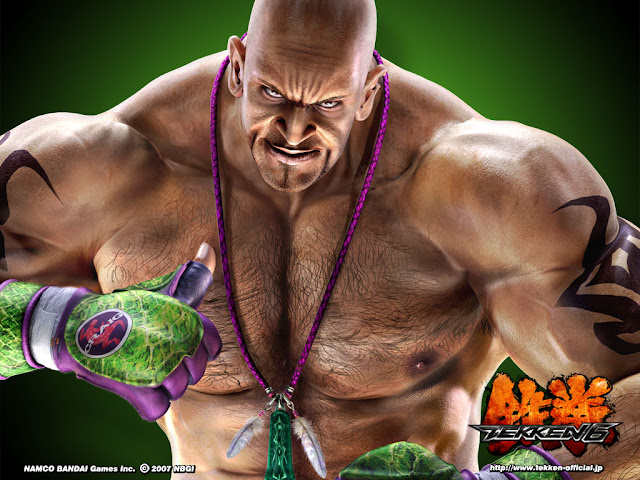 Tekken 6 29m 50 Best Tekken Game HD Wallpapers
