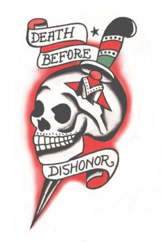 Death Before Dishonor Vintage