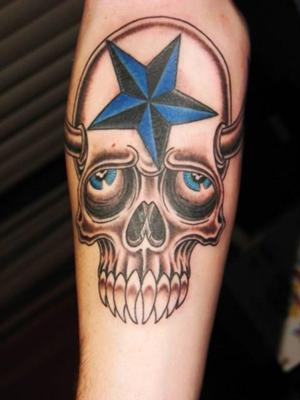 Nautical Star Tattoo Pictures. Nautical Star Tattoos For Guys