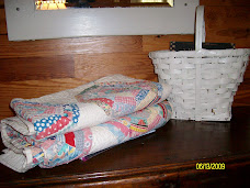 Old Quilts Remind Me of Grandma Mobley