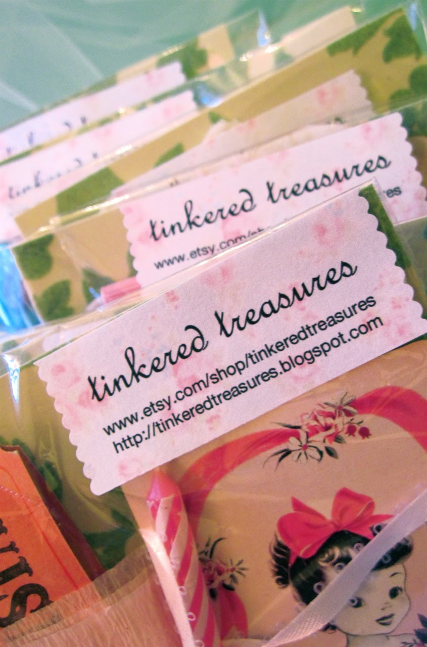 tinkered treasures: November 2010