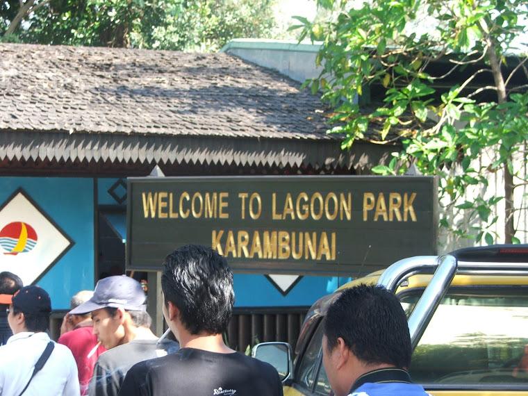 Mesyuarat Di Karambunai Lagoon