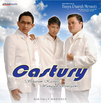 Cover Album (Seharum Kasturi Wangian Syurgawi)