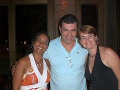 Pr.Francisco, Alcione e eu