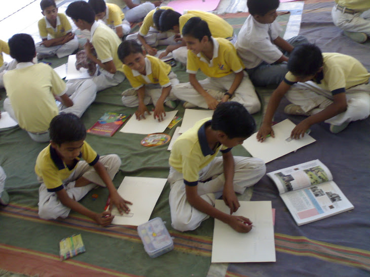 Intach Drawing Competition
