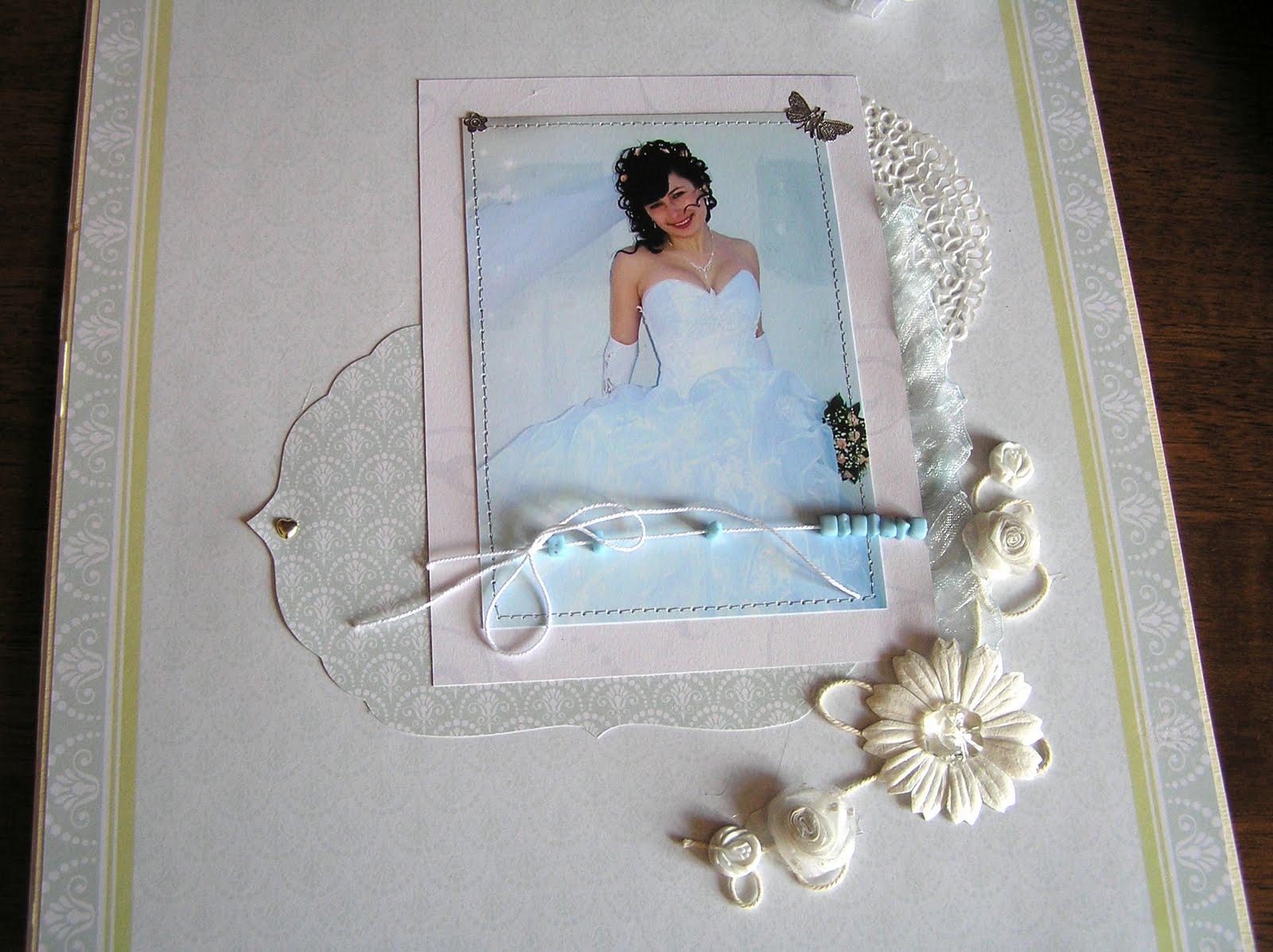 Фотоальбом свадебный своими рукам пошагово