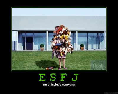 FONCTIONS INTROVERTIES vs FONCTIONS EXTRAVERTIES ESFJ+poster
