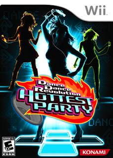 Dance Dance Revolution Hottest Party Cover
