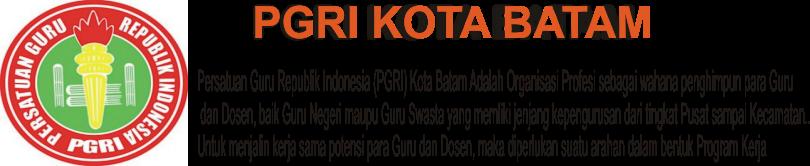 PGRI BATAM, Sekapur Sirih