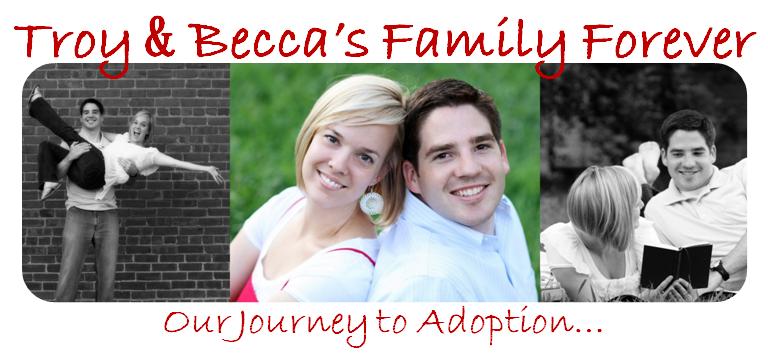 Troy & Becca's Family Forever