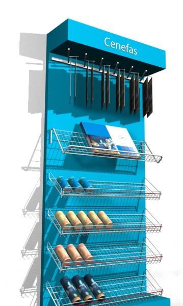Dise o industrial cenefas comex for Disenos de cenefas