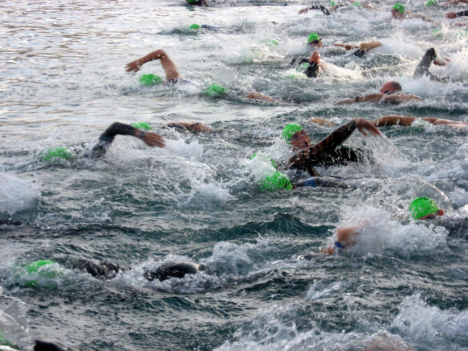 Y Rocket: Triathlon Racing: The Importance of the Swim Leg