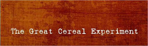 The Great Cereal Experiment