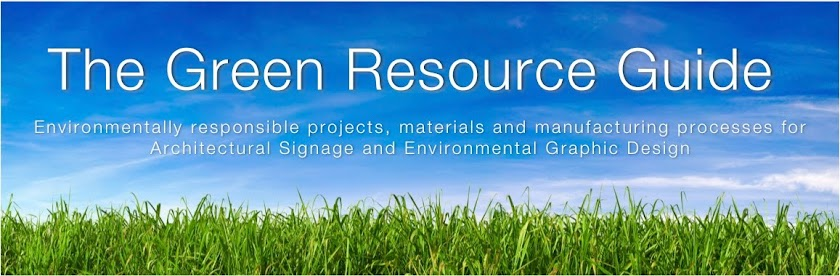 The Green Resource Guide