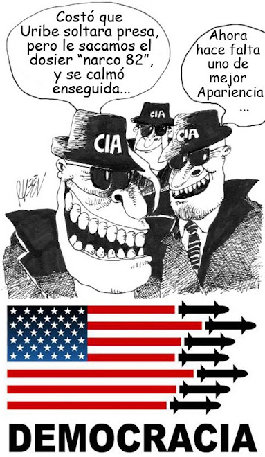 Ingerência da CIA na Colômbia