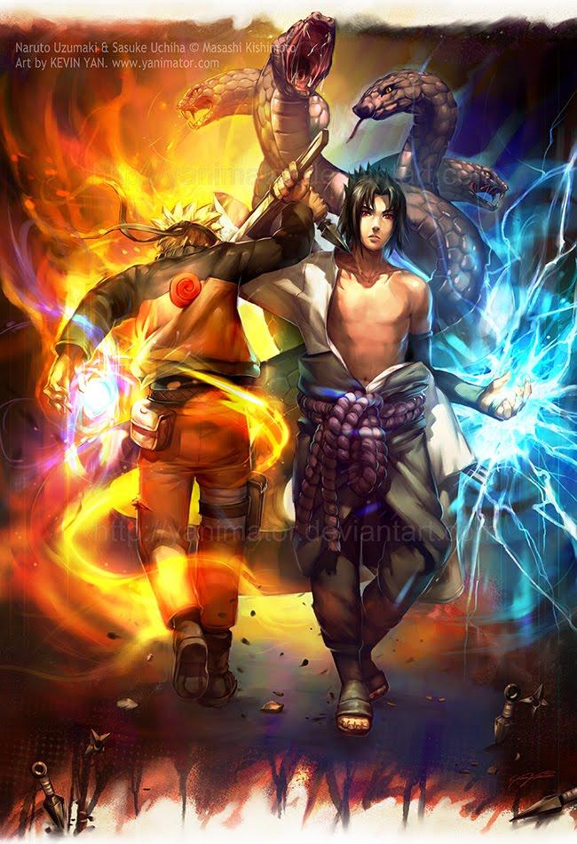 Naruto Terbaru Chapter 578