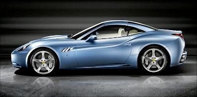 Ferrari California White Pictures