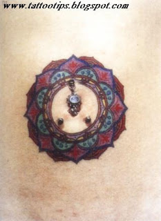 Rounded Tattoo 3