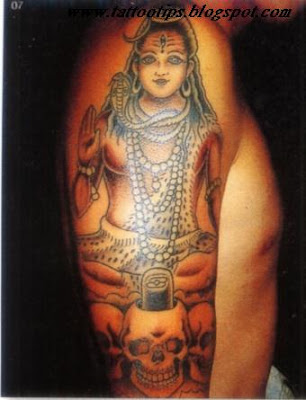 Phra Chao Tattoos 2