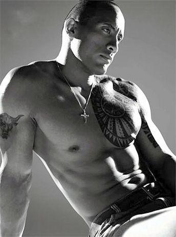 Dwayne Johnson-The Rock Dwayne-johnson