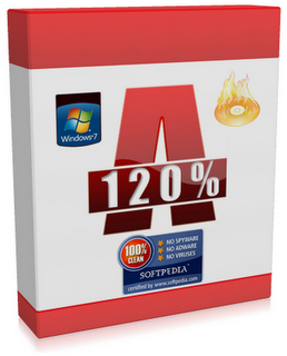 Alcohol 120% 2.0.0 v2010 Fast Full Download.
