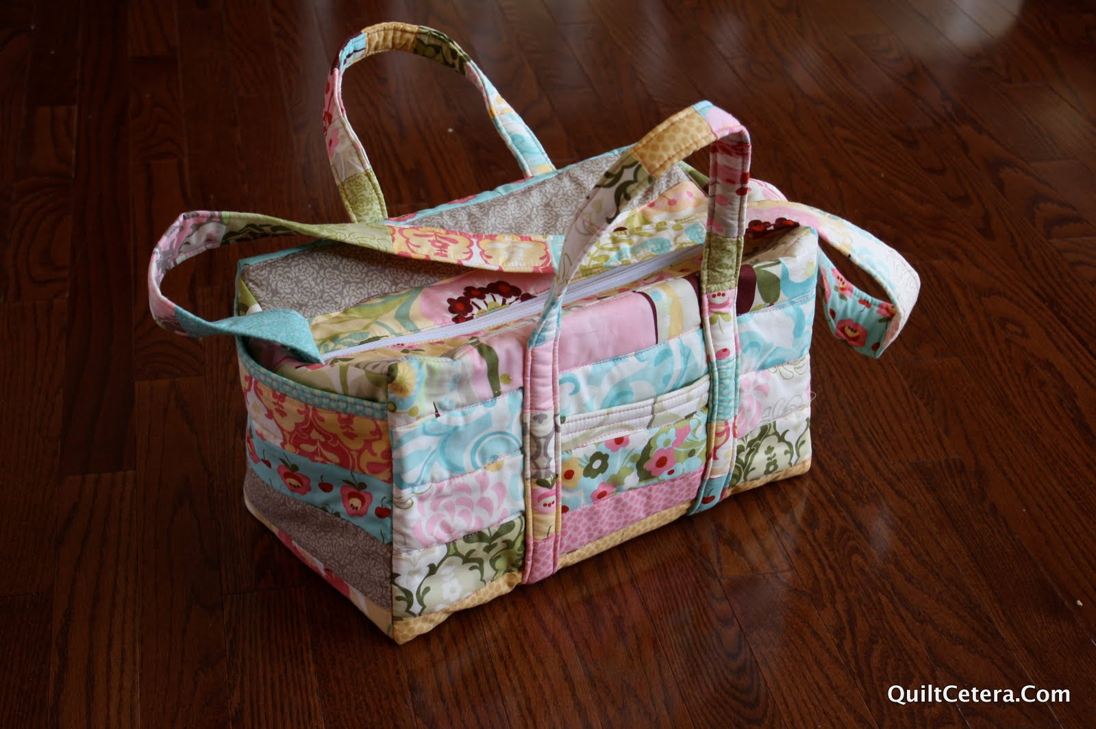 Moda Bake Shop: Baby On The Go Diaper Bag
